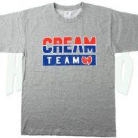 Cream Team Wu Tang Hip Hop T Shirt