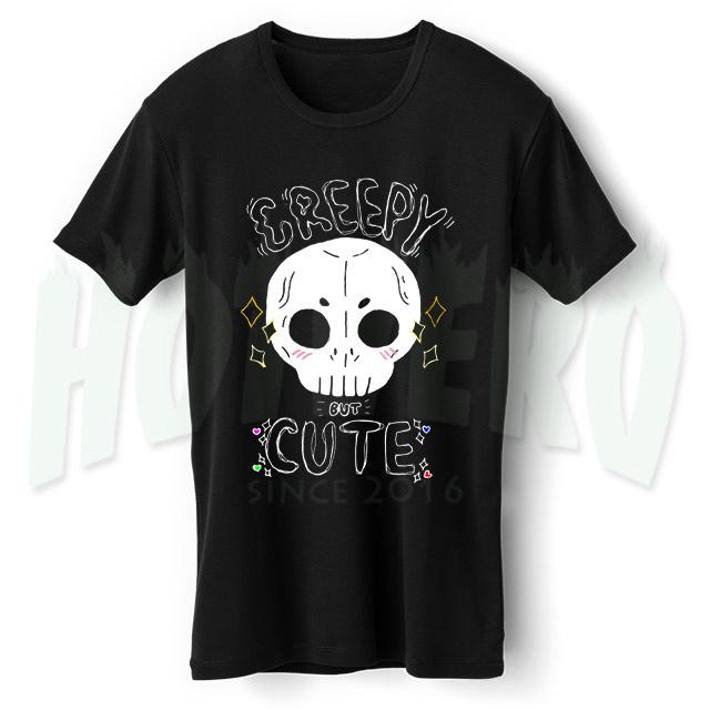 Creepy but cute urban t shirt cute urban clothing hotvero for Urban streetwear t shirts