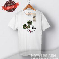 Cute Bape Mickey Mouse Collaboration Urban T Shirt