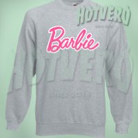 Cute Barbie Urban Style Sweatshirt