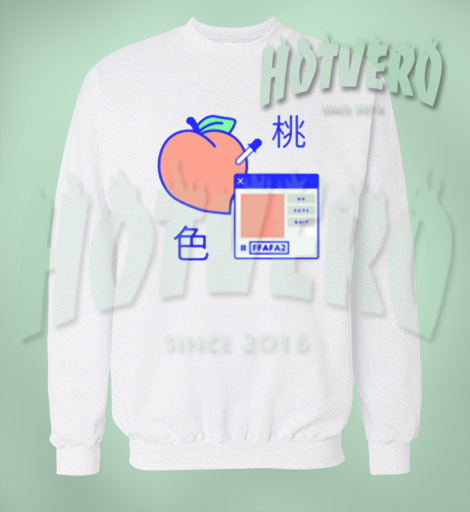 Cute Kawai Japanesse Urban Sweatshirt Urban Clothing
