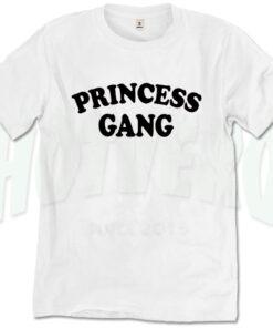 Cute Princess Gang Urban T Shirt Design