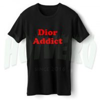 Dior Addict Urban T Shirt Kendal Jenner Outfits