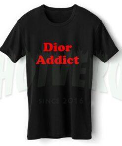 Dior Addict Urban T Shirt Kendal Jenner Outfits
