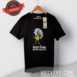 Endless Death Morton Salt Halloween T Shirt