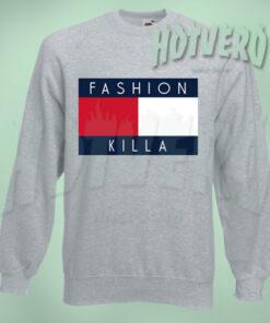 Fashion Killa Tupac Shakur Urban Sweatshirt