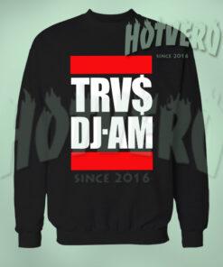 Fix Your Face TRVS DJ-AM Sweatshirt Urban Clothing
