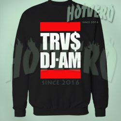Fix Your Face TRVS DJ-AM Sweatshirt Urban Clothing