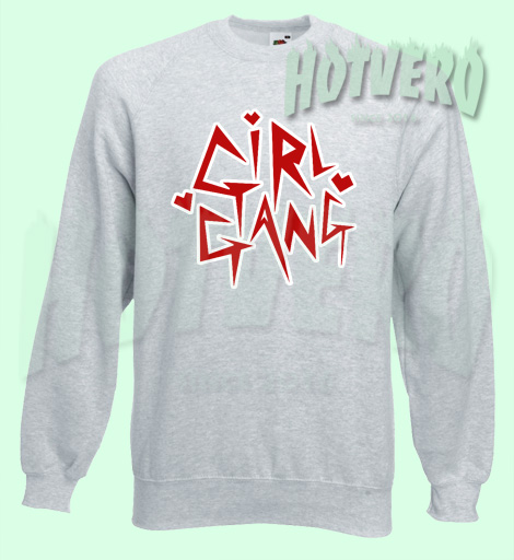 Girl Gang Club Urban Sweatshirt