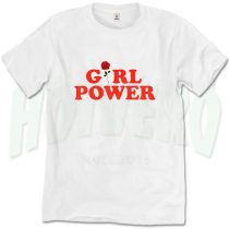 Girl Power Meaning T Shirt