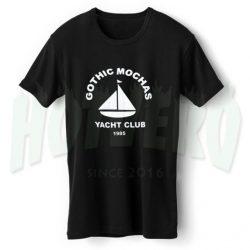 Gothic Mochas Asphalt Yacht Club Classic T Shirt