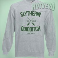 Harry Potter Slytherin Quidditch Team Sweatshirt