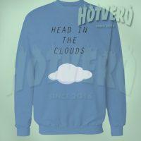 Head In The Cloud Ariana Grande Urban Sweatshirt