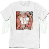 Human Error Urban Street Art T Shirt