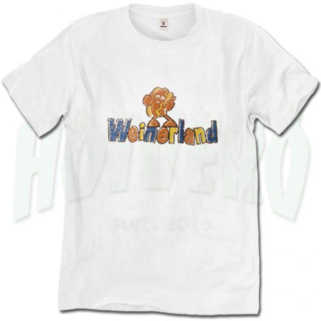 Jerry Leigh Weinerland Classic T Shirt