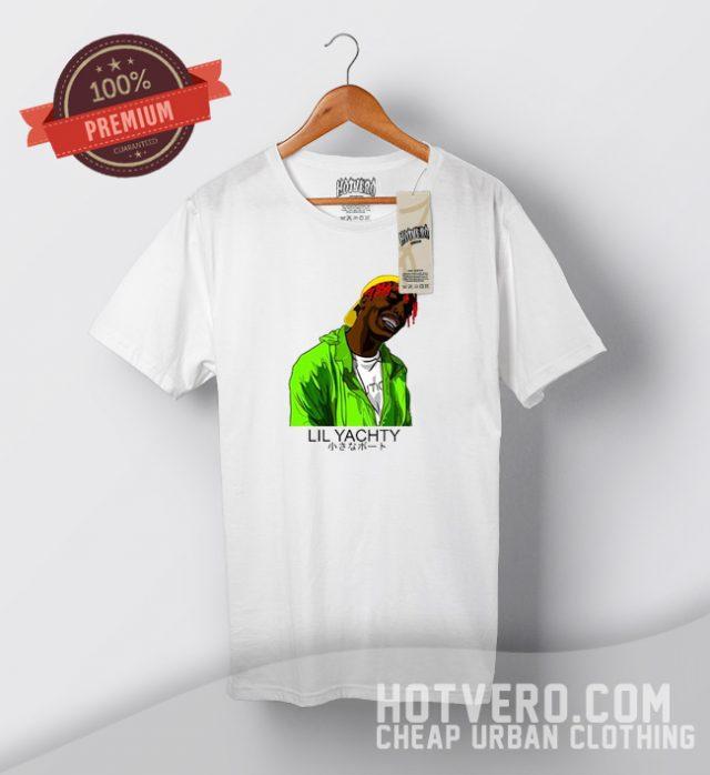 Lil Yachty Japanese Urban Hip Hop T Shirt