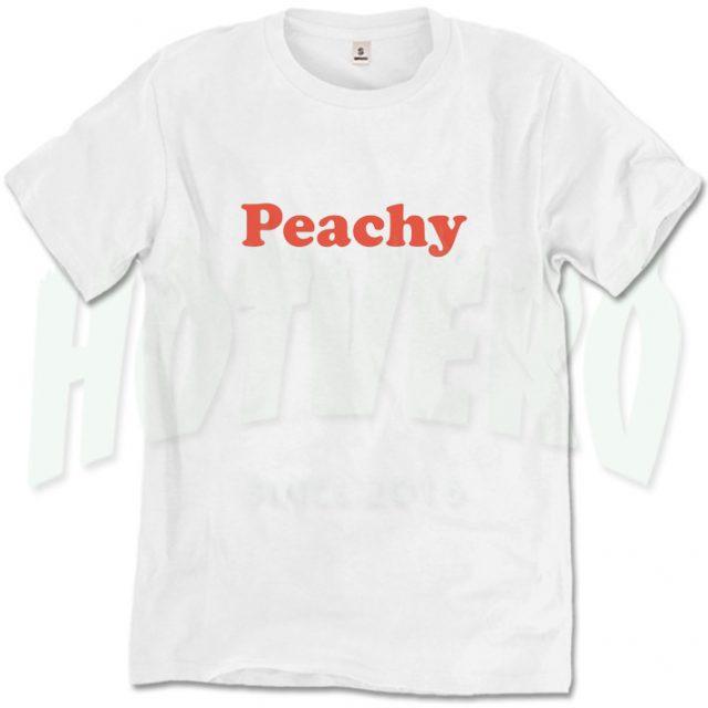 Peachy Keen Classic T Shirt Urban Style