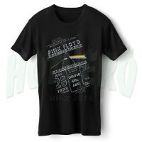Pink Floyd An Evening of Sight and Sound Concert T Shirt