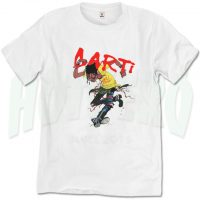 Playboi Carti Tour T Shirt Circle Jerks Style