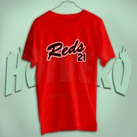 Reds 21 Cheap Urban Style T Shirt