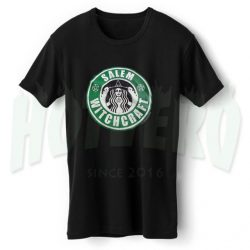 Salem Witch craft Funny Starbucks T Shirt