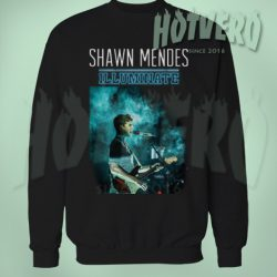 Shawn Mendes Illuminate Concert Sweatshirt