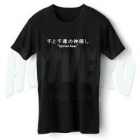 Spirited Away Anime T Shirt Studio Gibli Outfits