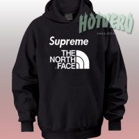 Supreme North Face Hoodie Fashion Collaboration