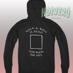 The 1975 Rock & Roll Is Dead Urban Hoodie Style
