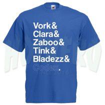The Guild Vork Clara Zaboo Tink Geek T Shirt