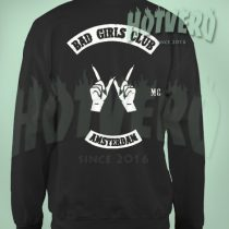 Amsterdam Bad Girls Club Unisex Sweater