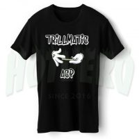 Asap Mob Trillmatic Hip Hop T shirt
