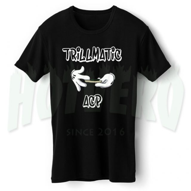 Asap Mob Trillmatic Hip Hop T shirt