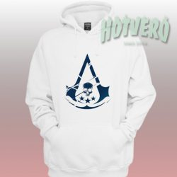 Assasin Creed Unity Unisex Custom Hoodie