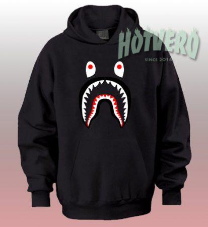 Bape Shark Unisex Custom Hoodie