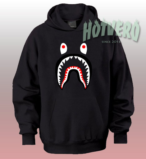 Bape shark unisex custom hoodie cheap urban clothing for Custom shirts and hoodies cheap