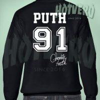 Charlie Puth 91 Sign Sweatshirt