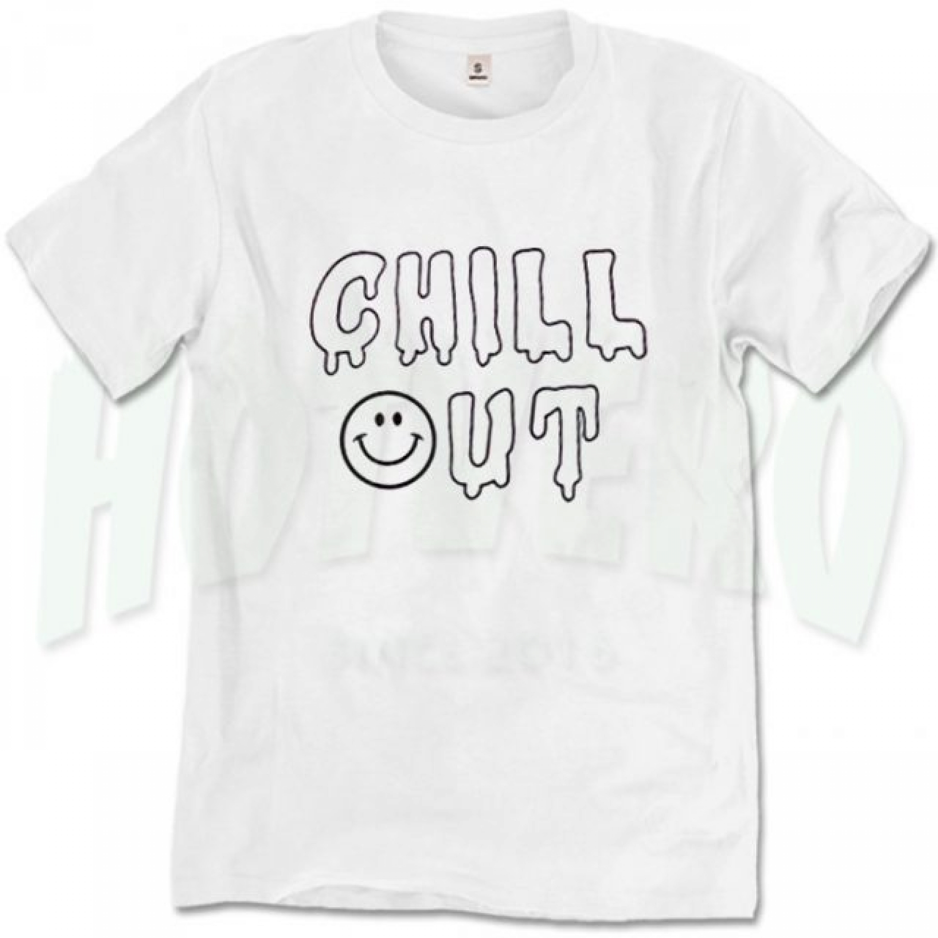 Chill Out Urban T Shirt For Men And Women