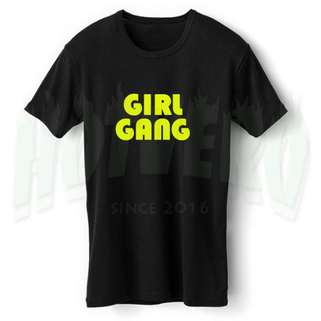 Cute Girl Gang T Shirt