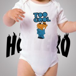 Danger Mouse Penfold Too Cool Baby Onesie