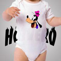 Disney Groofy Smiley Face Baby Onesies