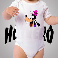 Disney Groofy Smiley Face Baby Onesies