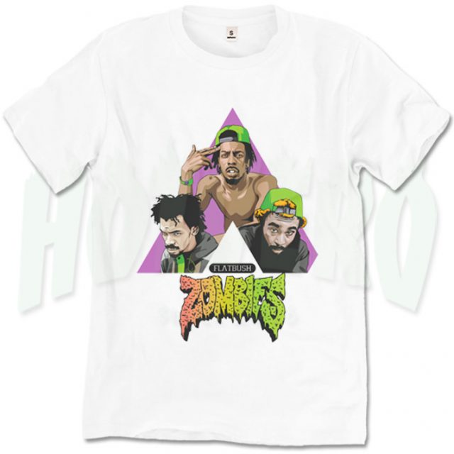 Flatbush Zombies Asap Mob T Shirt