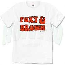 Foxy and Brown Vintage T Shirt