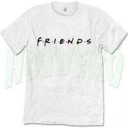 Friends Serial Tv Show Symbol T Shirt