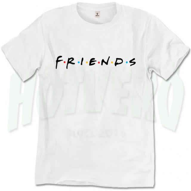 Friends Serial Tv Show Symbol T Shirt