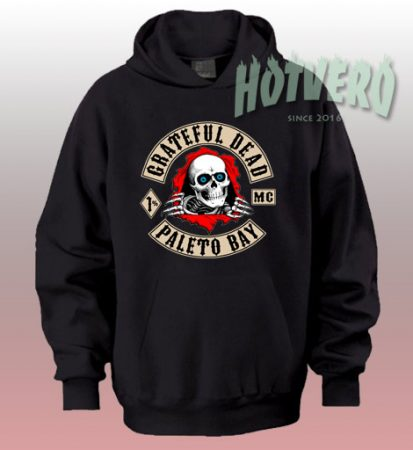 Grateful Dead Paleto Bay Unisex Custom Hoodie