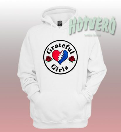 Grateful Girls Unisex Custom Hoodie