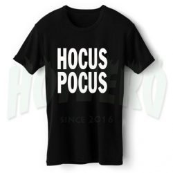 Hocus Pocus Graphic T Shirt
