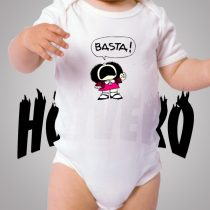 Calvin Hobbes Mafalda Una Basta Cute Baby Onesie